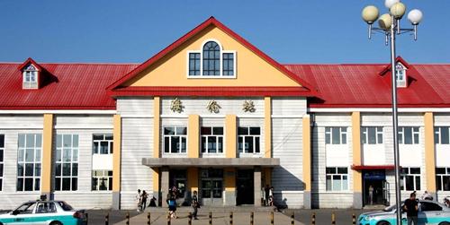 英伦御品评估团队赴黑龙江海伦市进行店面评估